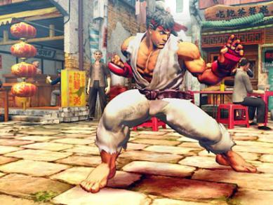 Street Fighter'in Efsanevi Karakteri Ryu